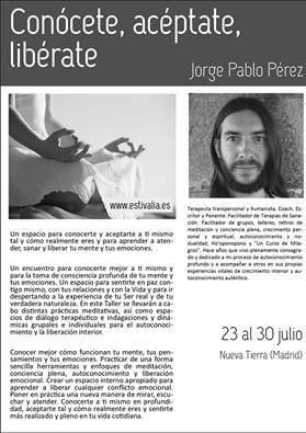 Cartel Estivalia Jorge 2016
